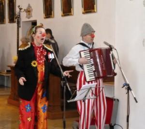 Clowngottesdienst 2012 - 2